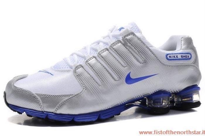 nike shox uomo scarpe
