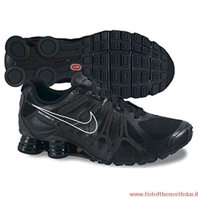 super popular 0795d 5dc0d Nike Shox 44 Pelle fistofthenorthstar.it