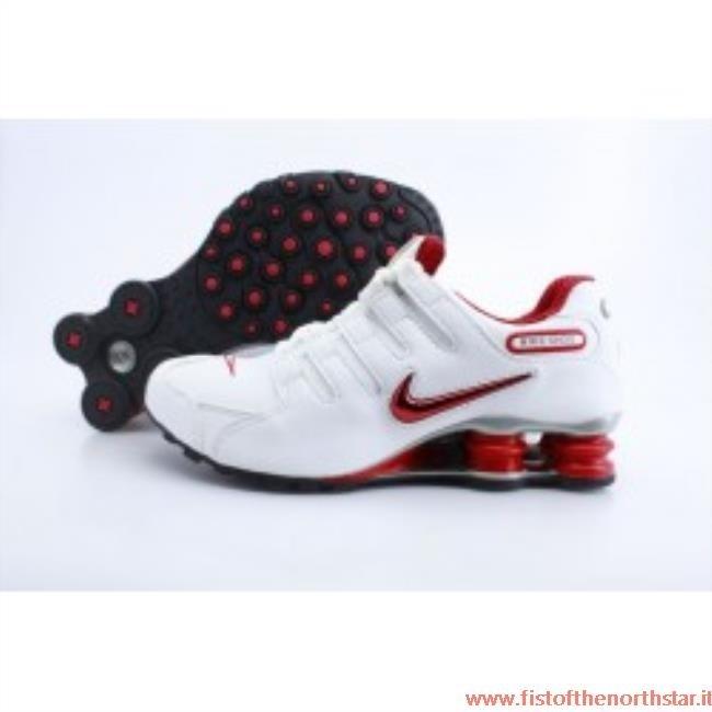 scarpe nike shox da uomo