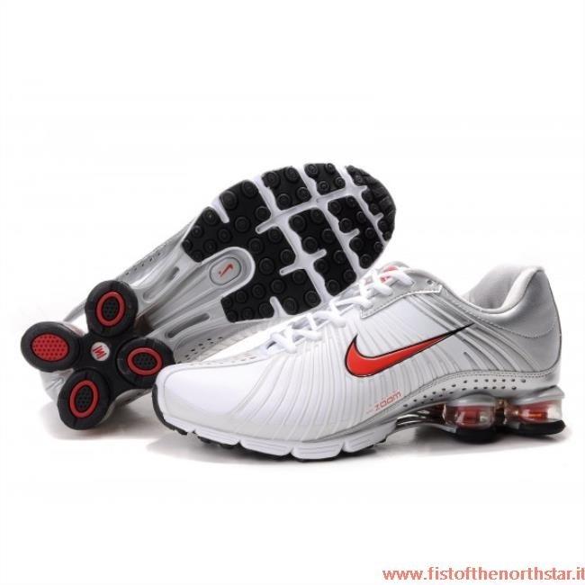 reputable site 7337b b7dee Nike Shox R4 44 5