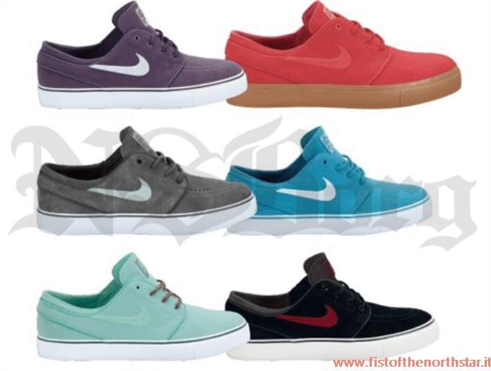 Nike Janoski Collection