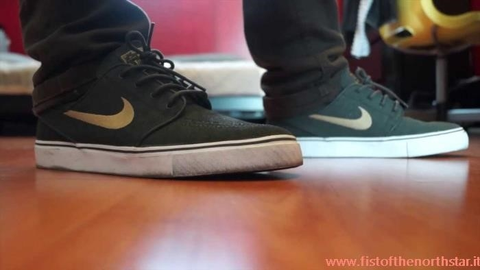 Nike Sb Zoom Janoski Review