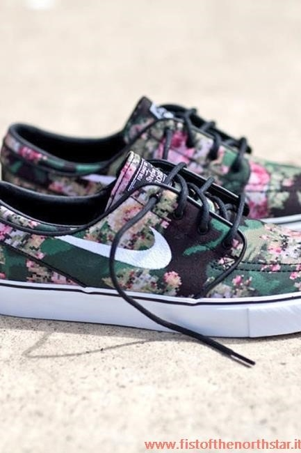 Nike Sb Zoom Stefan Janoski Digital Floral Camo Amazon