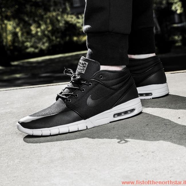 Nike Sb Stefan Janoski Max L Nyc Review