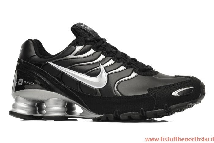 new arrivals e1d8d 5d3f9 Nike Shox Turbo VI SL 555341 002 Mens Laced Synthetic Trainers Dark Grey  ... nike shox turbo vi sl review nike shox turbo vi ...