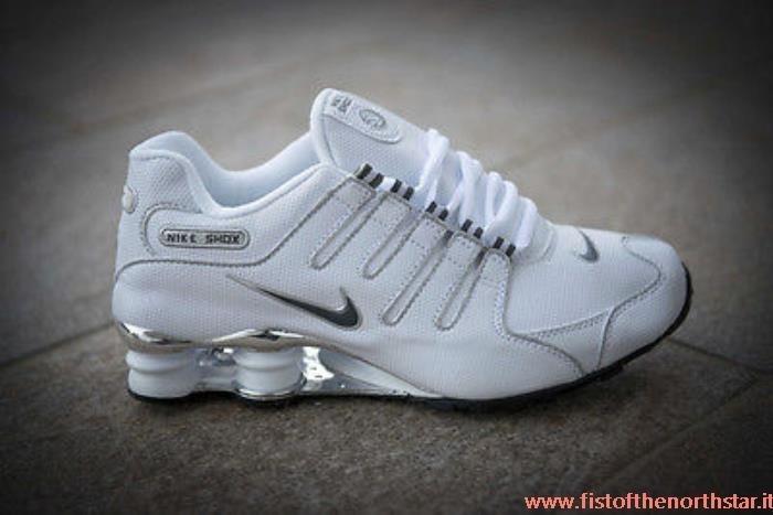 scarpe nike shox uomo 44