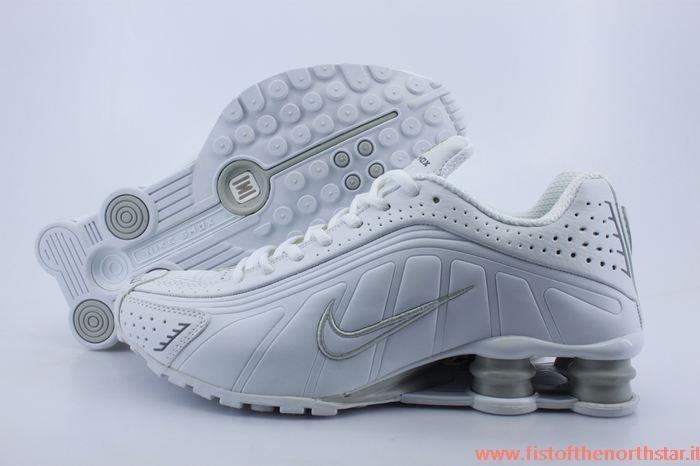 competitive price 3b406 8d693 Nike Shox Grigio