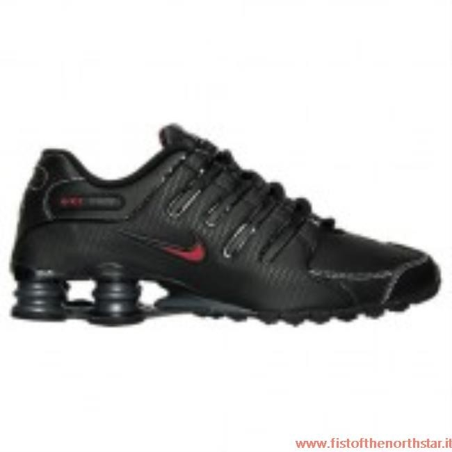 the latest a7c80 32817 Nike Shox Nz Uomo Bianche