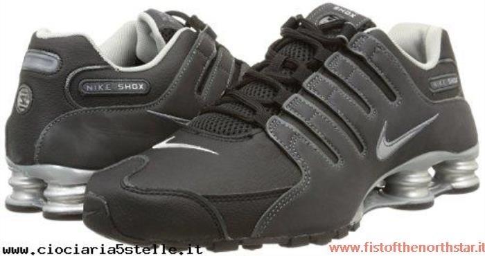 outlet store 81cc5 29f6b Nike Shox Nz Eu Scarpe Uomo